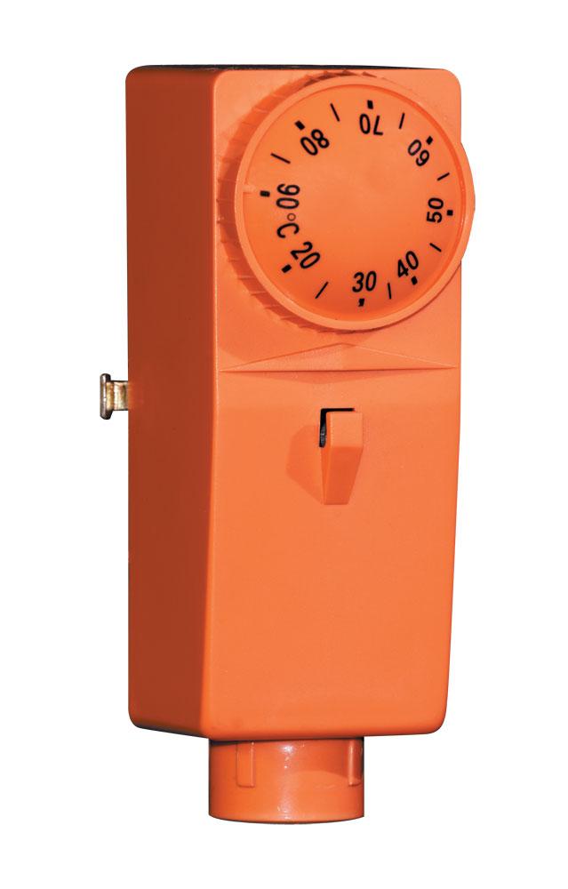 накладной термостат