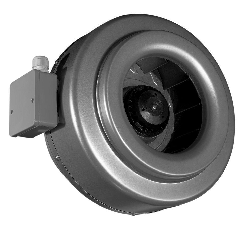 Канальные вентиляторы: купить осевой канальный